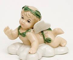"""Статуетка порцеляновий Фігурка """"Маленька фея хлопчик"""" Pavone CMS - 34/ 4"""