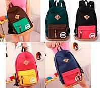 Стильный молодежный рюкзак, фото 1