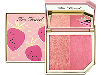 Румяна Too Faced FRUIT COCKTAIL BLUSH DUO (Strobe Berry), фото 1