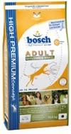 Корм для  взрослых собак с птицей Бош  15кг, Bosch, доставка