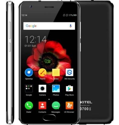 "Смартфон Oukitel K4000 Plus 2/16Gb Black, 4 ядра, 8/2Мп, 5"" IPS,  2 SIM, 4G, 4100 мАч"