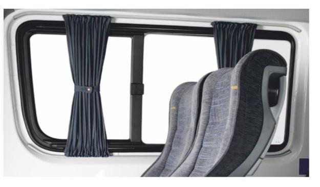 Шторы для микроавтобусов