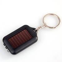 Фонарик-брелок на солнечной батарее