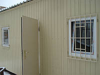 Бытовое помещение размером 6,0 х 2,5 метра Бытовка общего назначения Вагончик строительный, фото 1