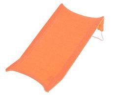 Горка для купания Tega Thick Frotte (махра) DM-015 161 orange