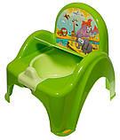 Горшок-стульчик Tega Safari SF-010 125 green, фото 2