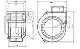 Контролер + вентилятор для твердопаливних котлів EuroSter 11W для котлів Данко, фото 3