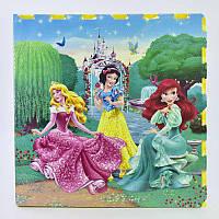 Коврик-пазл EVA Принцессы Дисней С 30287 (12)