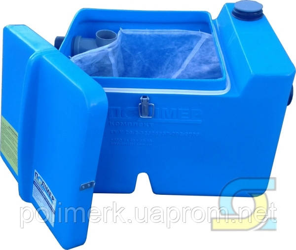 Жироловка (сепаратор жира) с сменным фильтром