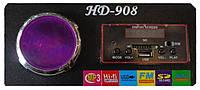 Портативна MP3 Колонка HD 908 USB FM am, фото 1