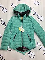 Куртка осенняя размеры 4-14 лет