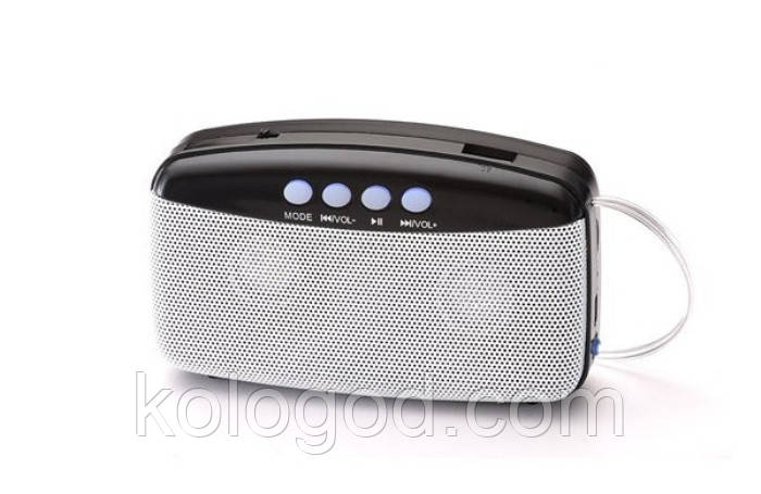 Портативна Акумуляторна MP3 Колонка NNS NS-002 BT Bluetooth am