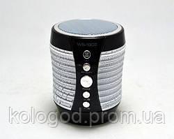 Портативная Аккумуляторная MP3 Колонка WS-1805B Bluetooth am