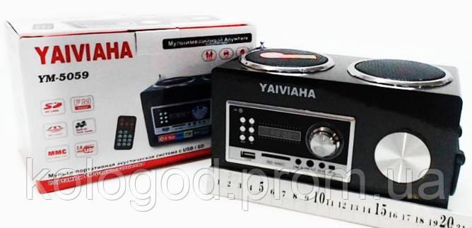 Портативна Акустична Система MP3 YM 5059 am