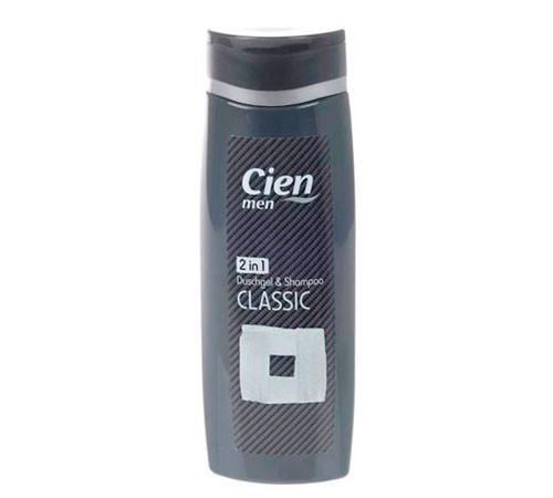 Cien Men 2 in 1 Classic гель для душа