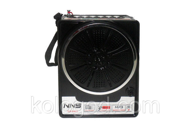 Портативное Радио Колонка МР3 USB NS 048