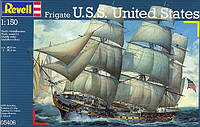 1:150 Сборная модель фрегата USS 'United States', Revell 05406