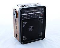 Радиоприемник Golon RX-9100 c Фонариком MP3 USB FM SD, фото 1