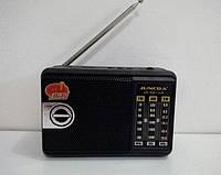 Радиоприемник JC 301 UR с Фонариком MP3 FM USB am, фото 1