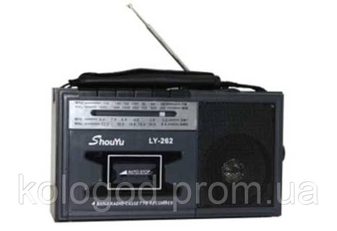 Радиоприемник Shou Yu LY 262 Радио am