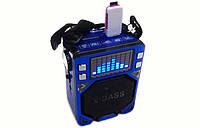 Радиоприемник Колонка MP3 USB Golon RX 7000 REC, фото 1