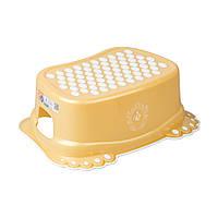 Подставка Tega Royal Baby RL-006 нескользящая 110 gold