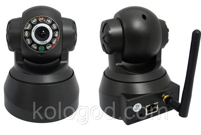 Сетевая Камера Wireless IP Camera P2P с TF Card
