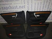 Б/У Оббивка двери (комплект) (Универсал) Renault LAGUNA 3 2007-2012 (Рено Лагуна 3), 809010423R (БУ-157493)