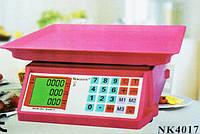 Торговые Электронные Весы Mini NK 4017 40 кг am, фото 1