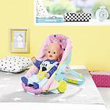 Кресло-каталка для куклы BABY BORN - Удобное путешествие, фото 4