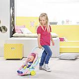 Кресло-каталка для куклы BABY BORN - Удобное путешествие, фото 5