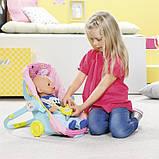 Кресло-каталка для куклы BABY BORN - Удобное путешествие, фото 2