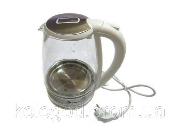Электрический Стеклянный Чайник MS 8114 Электрочайник