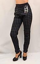 Модні зимові жіночі з візерунком XL - 5XL, фото 2