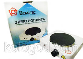 Электроплита Domotec HP 100 A am