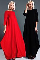 Модное платье в пол  - Пальмира-