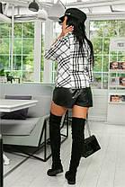 Женский Жакет (141)722. (4 цвета) Ткань: букле +подкладка. Размеры :44,46,48,50. , фото 3