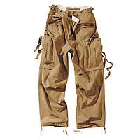 Брюки Surplus Vintage Fatigue Trousers (Beige Gewas) , фото 1