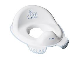 Накладка на унітаз Tega Little Bunnies KR-002 нековзна 103 white