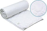"""Одеяло силиконовое демисезонное белое 205х140 ТМ """"Руно"""" чехол микрофайбер"""