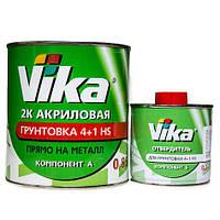 Грунт акриловый 4+1 HS Vika Вика белый (комплект 1,42кг)