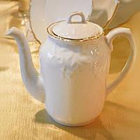 Кофейник Rococo White 0,7 л