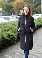 Женский зимний пуховик, фото 1