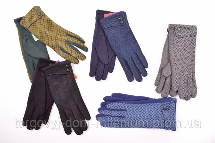 Перчатки женские комбинированные  с флисом PAIDI 89, фото 2