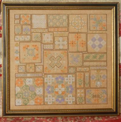 Схема для вышивки Rosewood Manor Ancient Embroideries