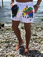 Модные пляжные шорты Philipp Plein