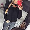 Свитер крупной вязки, чекер Турция. Размер единый 42/46. Цвета разные. (5104), фото 7