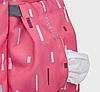 Рюкзак для мам Sunveno 2в1 Оригинал с термосумкой в комплекте Новейшая модель с огромным функционалом розовый, фото 5