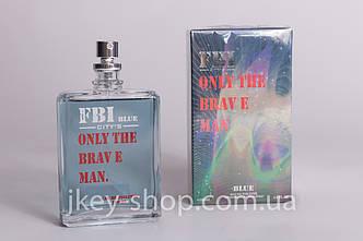 """Туалетная вода мужская FBI 8905-F-001 """"ONLY THE BRAVE MAN"""" 100 ml (MAN)"""