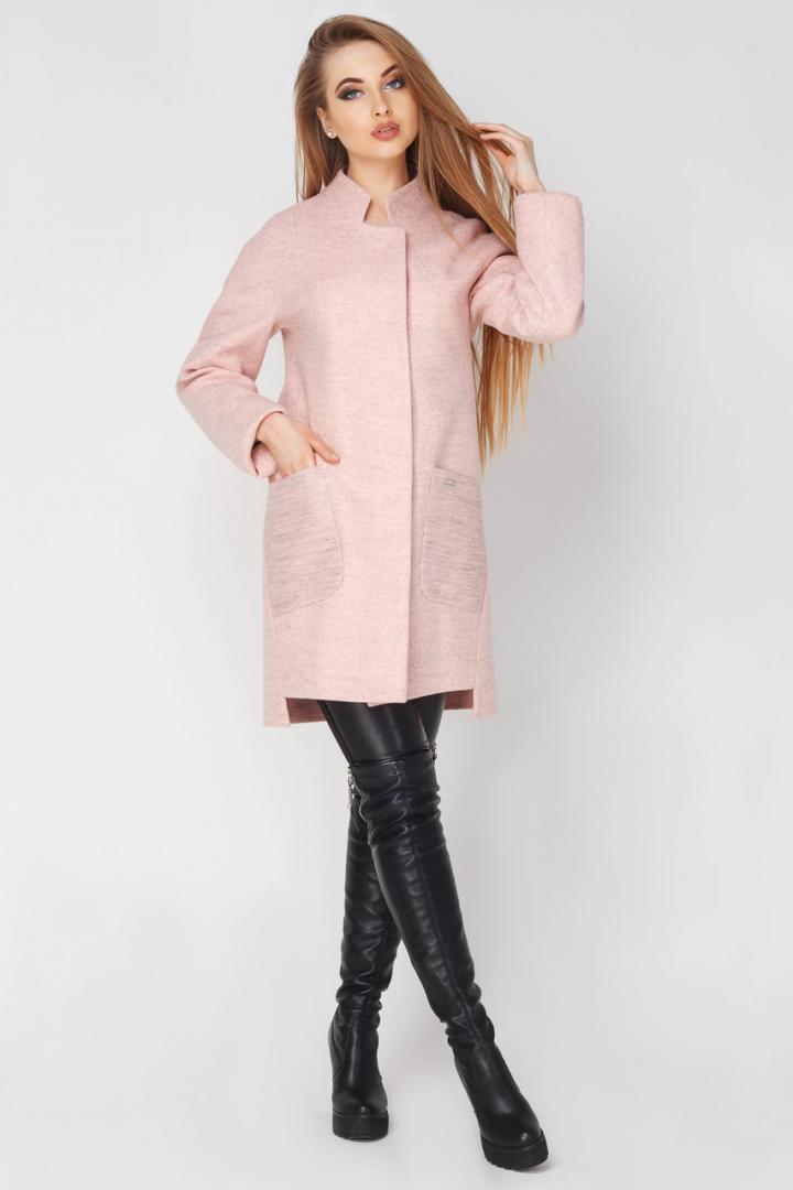 Пальто женское  демисезонное женское Бельгия PB2039   48р